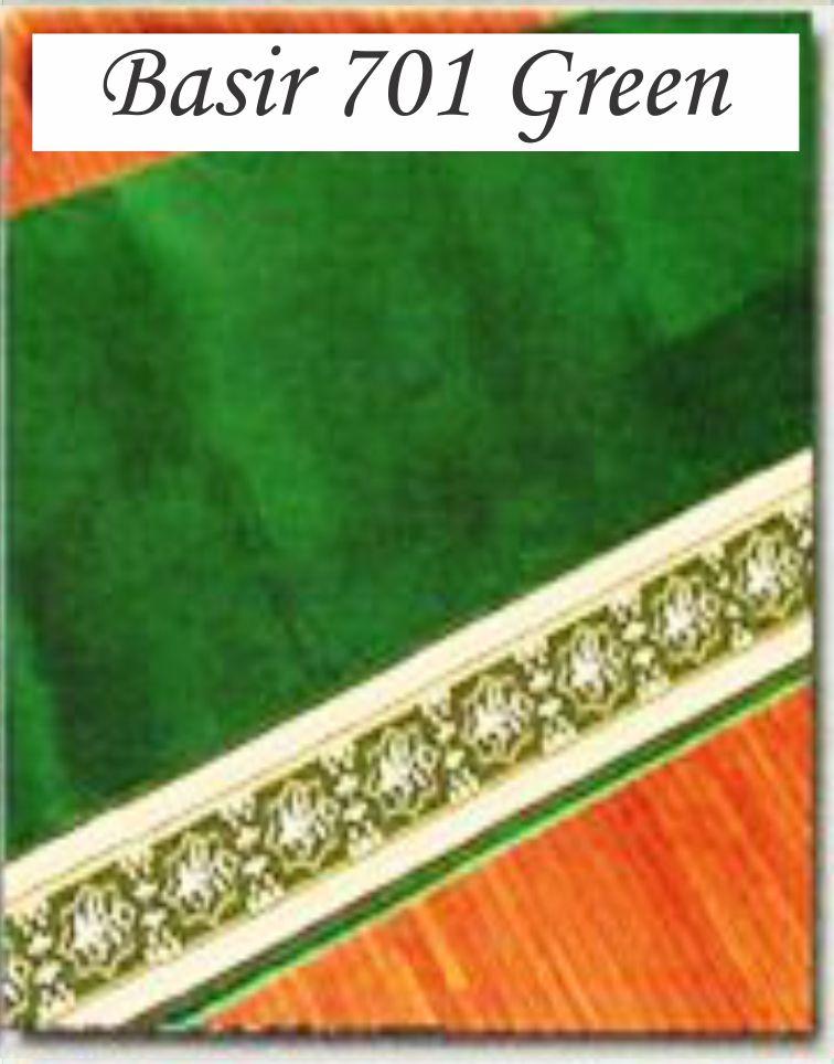 BASIR 701 GREEN