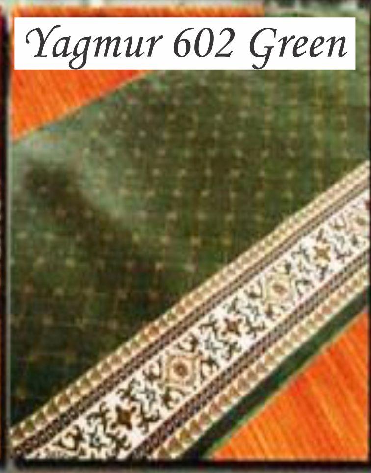 YAGMUR 602 GREEN