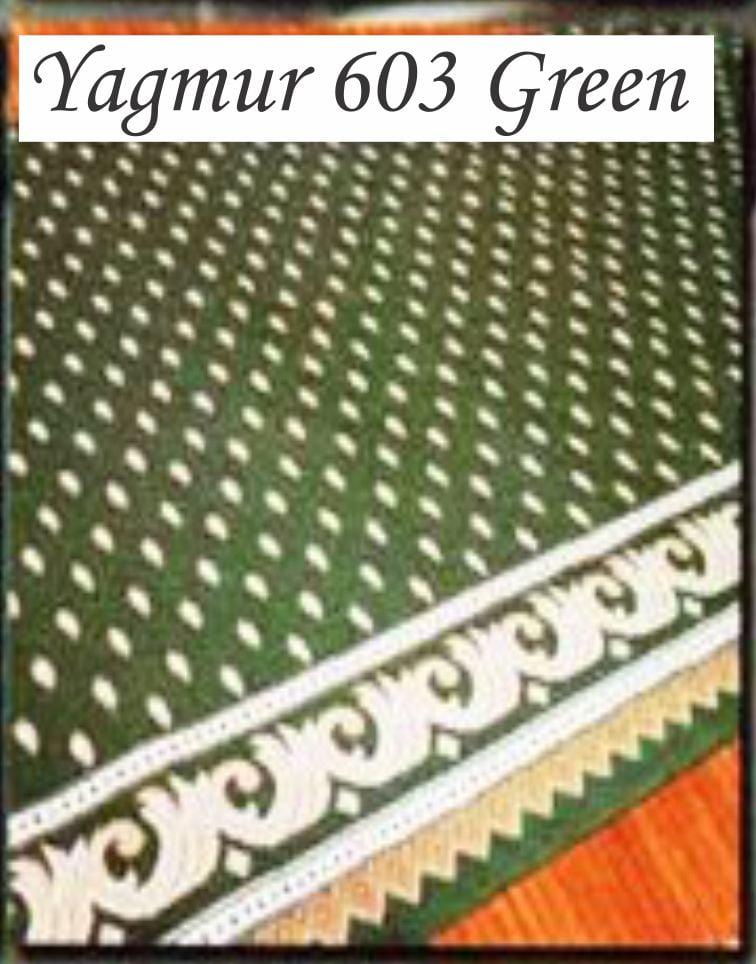 YAGMUR 603 GREEN