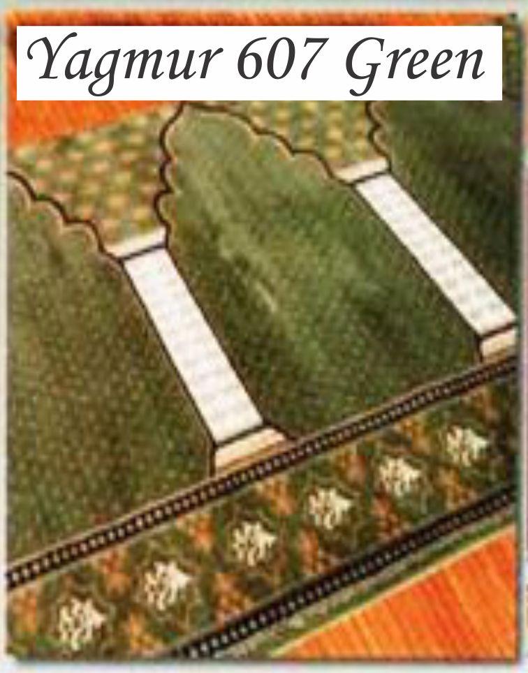 YAGMUR 607 GREEN
