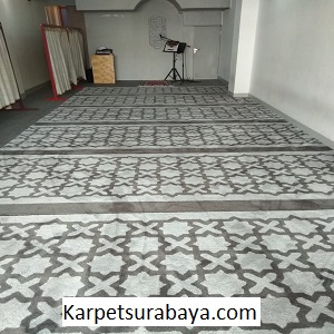 Jual Karpet Masjid Custom Di Islamic Center Tanggerang