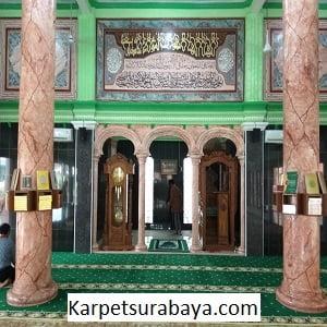 Jual Karpet Masjid Custom Baitul Mukmin Cikarang