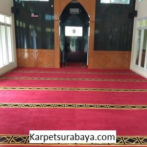 Jual Karpet Masjid Custom Al Istiqomah Duren Jaya