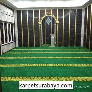 Jual Karpet Masjid Custom Masjid Arsilla Hotel Di Bandung