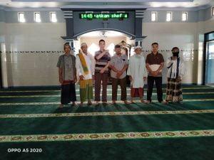 Karpet Masjid Babussallam Jember